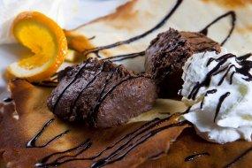 mousse od čokolade