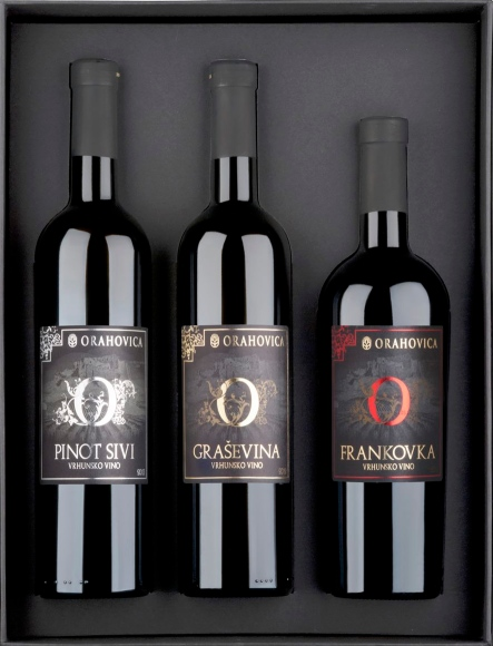 PP Orahovica Pinot sivi + Grasevina + Frankovka +