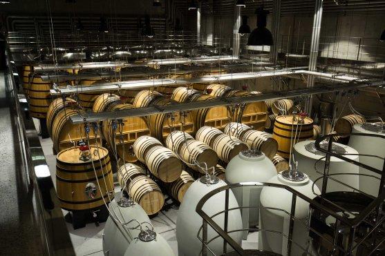 Kutjevo, 280628. Nova vinarija Galic u Kutjevu. Na fotografiji: vinarija Galic. Foto: Vlado Kos / CROPIX -Nedjeljni-