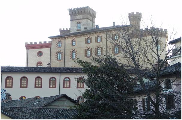 dvorac barolo