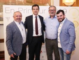 Ivica Kovačević, Dragan Kovačević, Vlado Krauthaker, David Štampar
